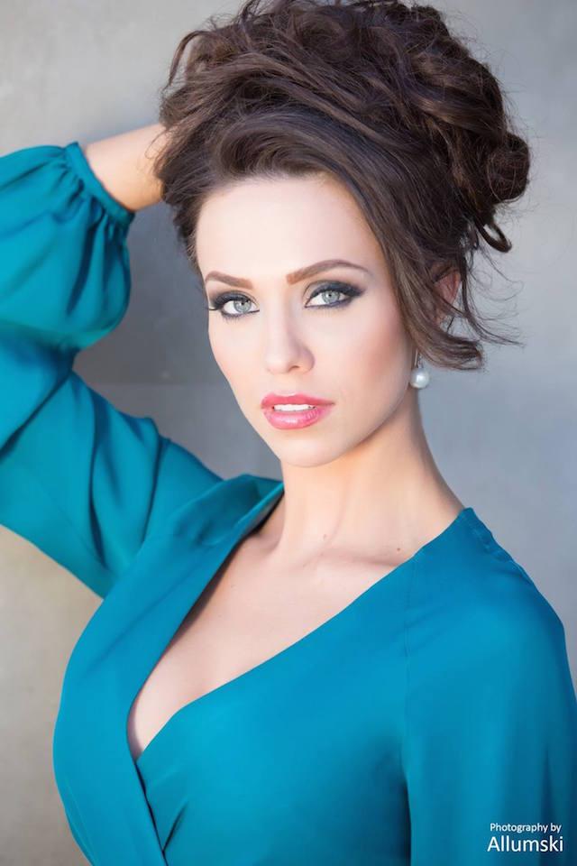 Chanel Beckenlehner, Miss Universe Canada 2014