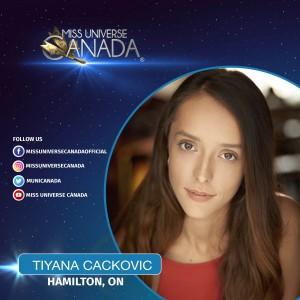 16 - Tiyana Cackovic