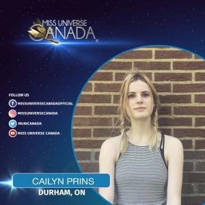 25 - Cailyn Prins