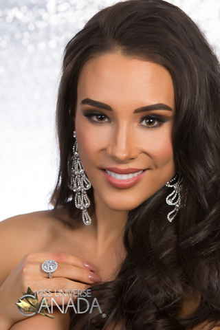 Alexandra Beaulieu, Miss Universe Canada 2017 Delegate