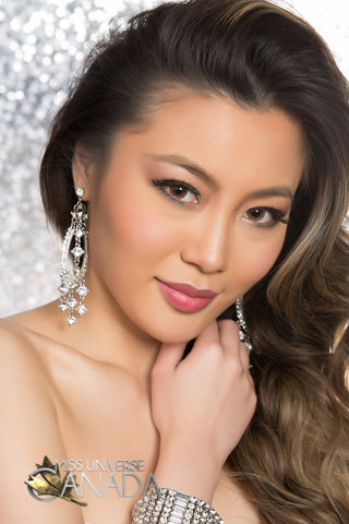 Cara Castelly, Miss Universe Canada 2017 Delegate