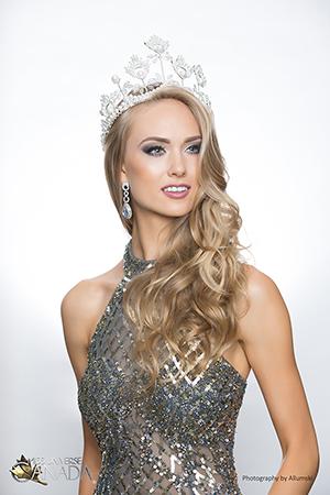 Lauren Howe, Miss Universe Canada 2017