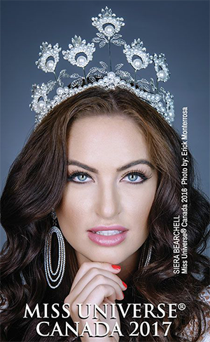 Miss Universe Canada 2017 Ticket Ad