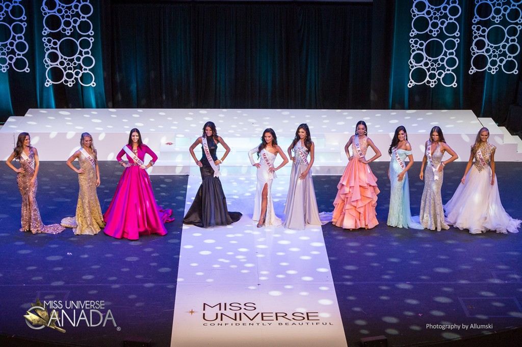 Top 10, MIss Universe Canada 2017