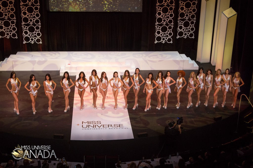 Top 20, MIss Universe Canada 2017
