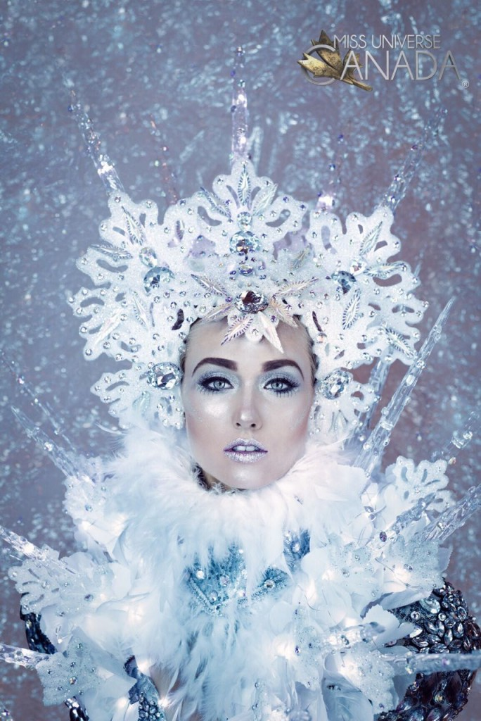 » Miss Universe Canada 2017 unveils the national costume ...