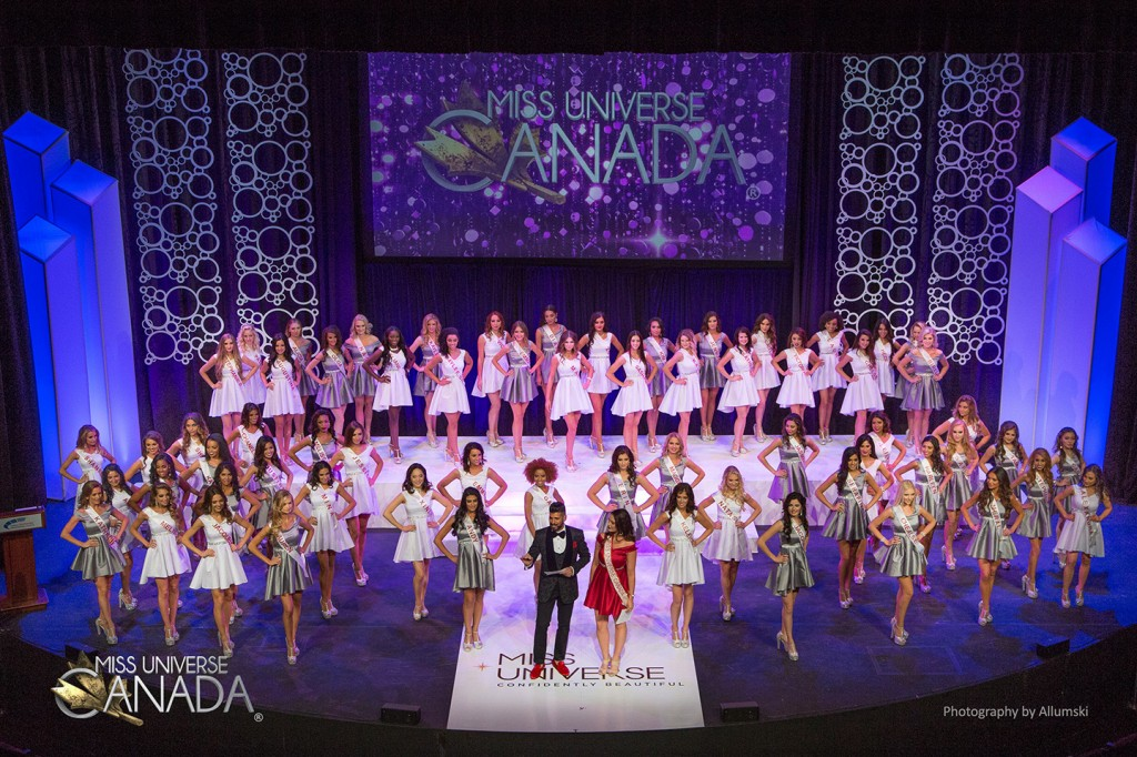 Miss Universe Canada 2017 - Presentation Show